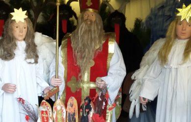 Vánoční výlet do skanzenu v Přerově nad Labem