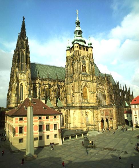 Za tajemstvím Pražského hradu