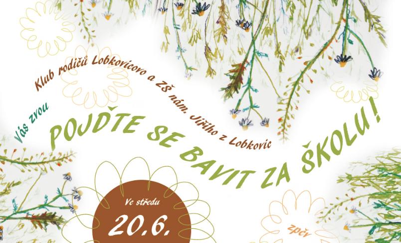 Zahradní slavnost se letos koná již potřetí