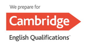 We prepare for Cambridge English Qualifications
