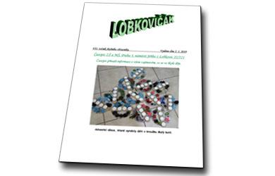 Školní časopis – číslo 15