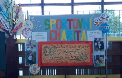 Sportovní charitativní odpoledne