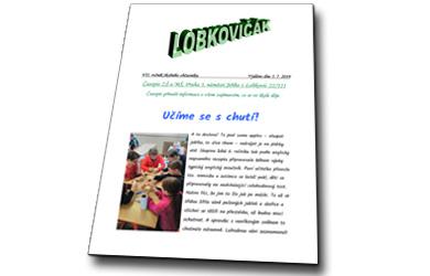 Školní časopis – číslo 16