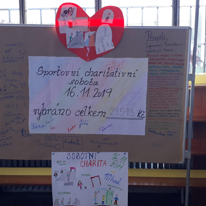 Sportovní charitativní sobota