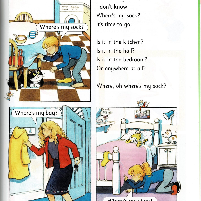 Anglický jazyk – 2.A